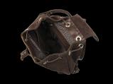 Кожаный  женский рюкзак небольшого размера., Рюкзаки из натуральной кожи