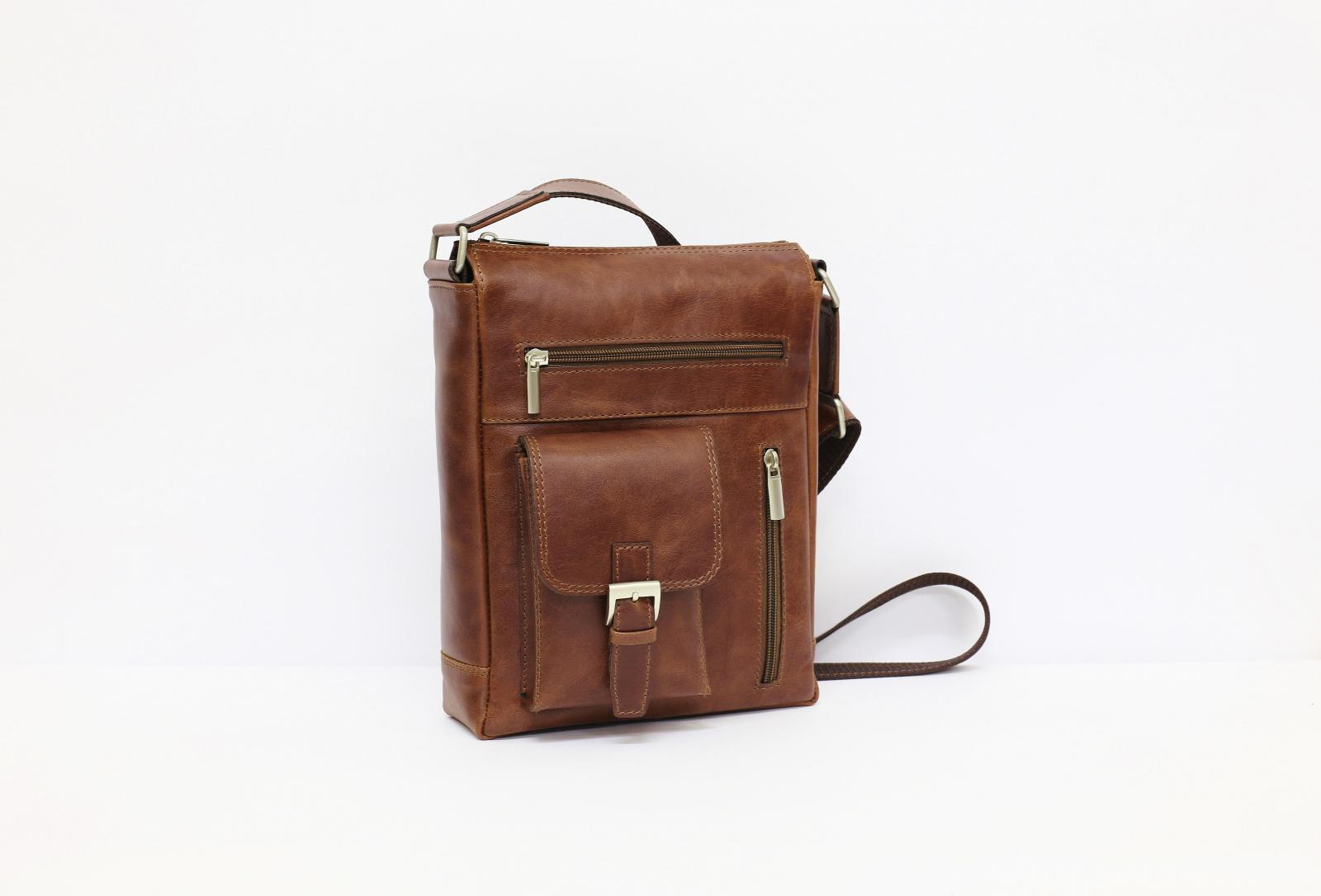 f72a1c1b ... Мужская сумка среднего размера из натуральной кожи, Мужские сумки ...